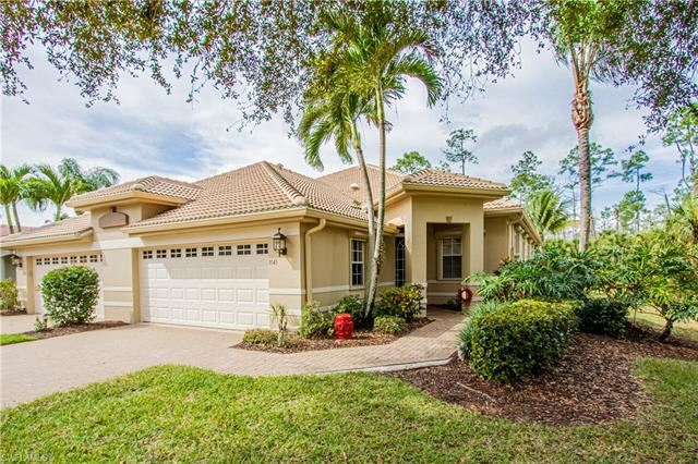 3545 PERIWINKLE WAY #1-54, Naples, FL 34114 - #: 220010922
