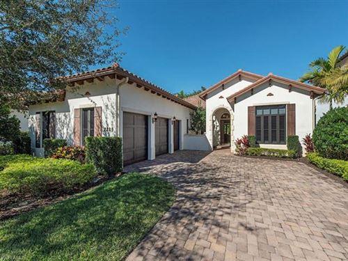 Photo of 2289 Residence CIR, NAPLES, FL 34105 (MLS # 221008931)