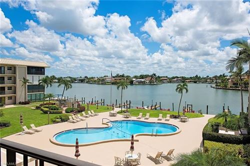 Photo of 3200 Gulf Shore BLVD N #313, NAPLES, FL 34103 (MLS # 220047939)