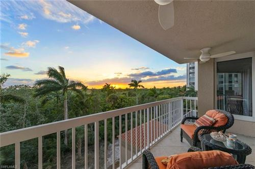 Photo of 6585 Nicholas BLVD #305, NAPLES, FL 34108 (MLS # 220031940)