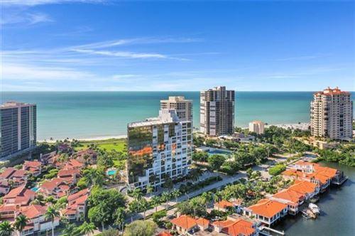 Photo of 4751 Gulf Shore BLVD N #806, NAPLES, FL 34103 (MLS # 220070941)