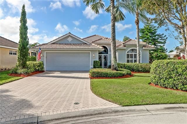 4376 Pomarine CT, Naples, FL 34119 - #: 221014944