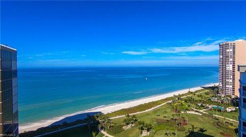 Photo of 4401 Gulf Shore BLVD N #D-707, NAPLES, FL 34103 (MLS # 219081945)