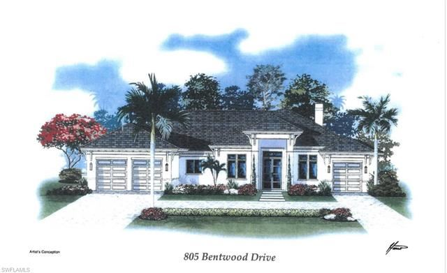 Photo of 805 Bentwood DR, NAPLES, FL 34108 (MLS # 221067958)