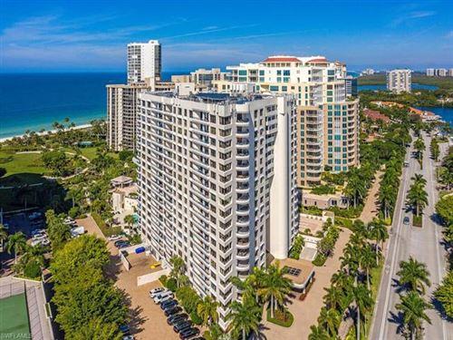 Photo of 4451 Gulf Shore BLVD N #706, NAPLES, FL 34103 (MLS # 221005964)