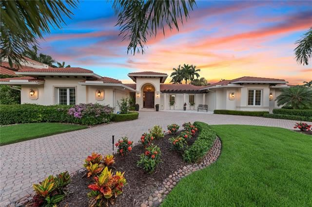 3130 Leeward LN, Naples, FL 34103 - #: 221033978
