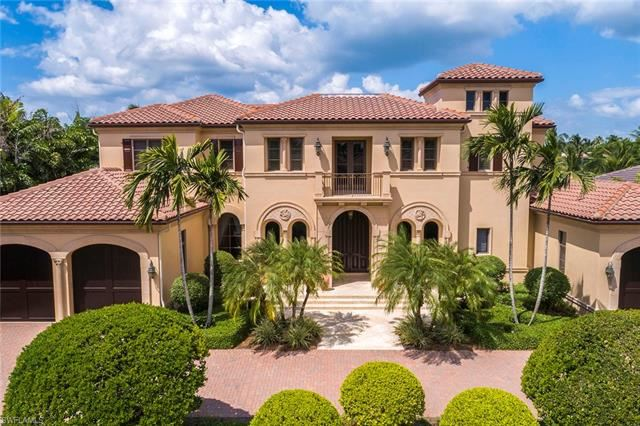 331 Cromwell CT, Naples, FL 34108 - #: 219067979