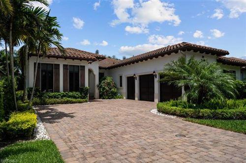 Photo of 2293 Residence CIR, NAPLES, FL 34105 (MLS # 220037983)