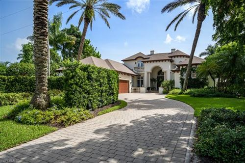 Photo of 3405 Gin LN, NAPLES, FL 34102 (MLS # 220056988)