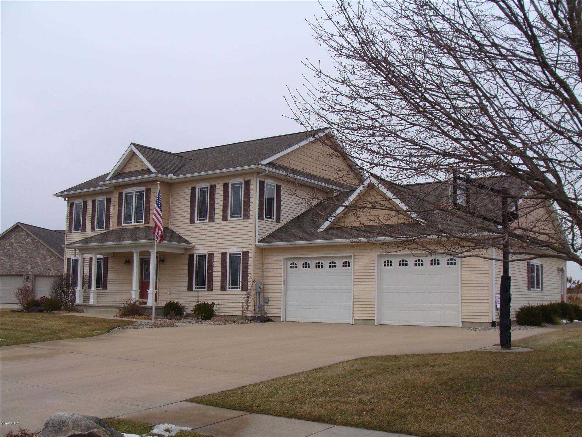 44 Candlewood Court, Coldwater, MI 49036 - #: 20007001