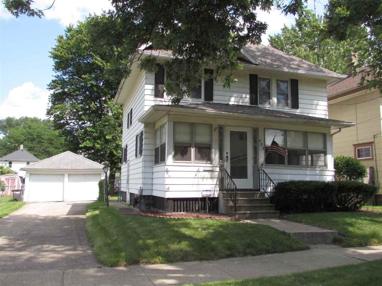 425 N PLEASANT ST, Jackson, MI 49202 - MLS#: 21097001