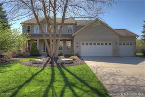 Photo of 7280 Silver Meadow Drive NE, Rockford, MI 49341 (MLS # 19021002)