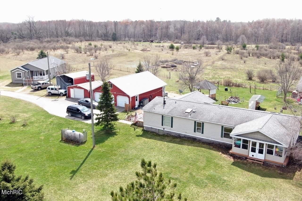 2803 Grant Road, Remus, MI 49340 - MLS#: 21013012