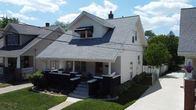 1519 Widdicomb Avenue NW, Grand Rapids, MI 49504 - MLS#: 21023013