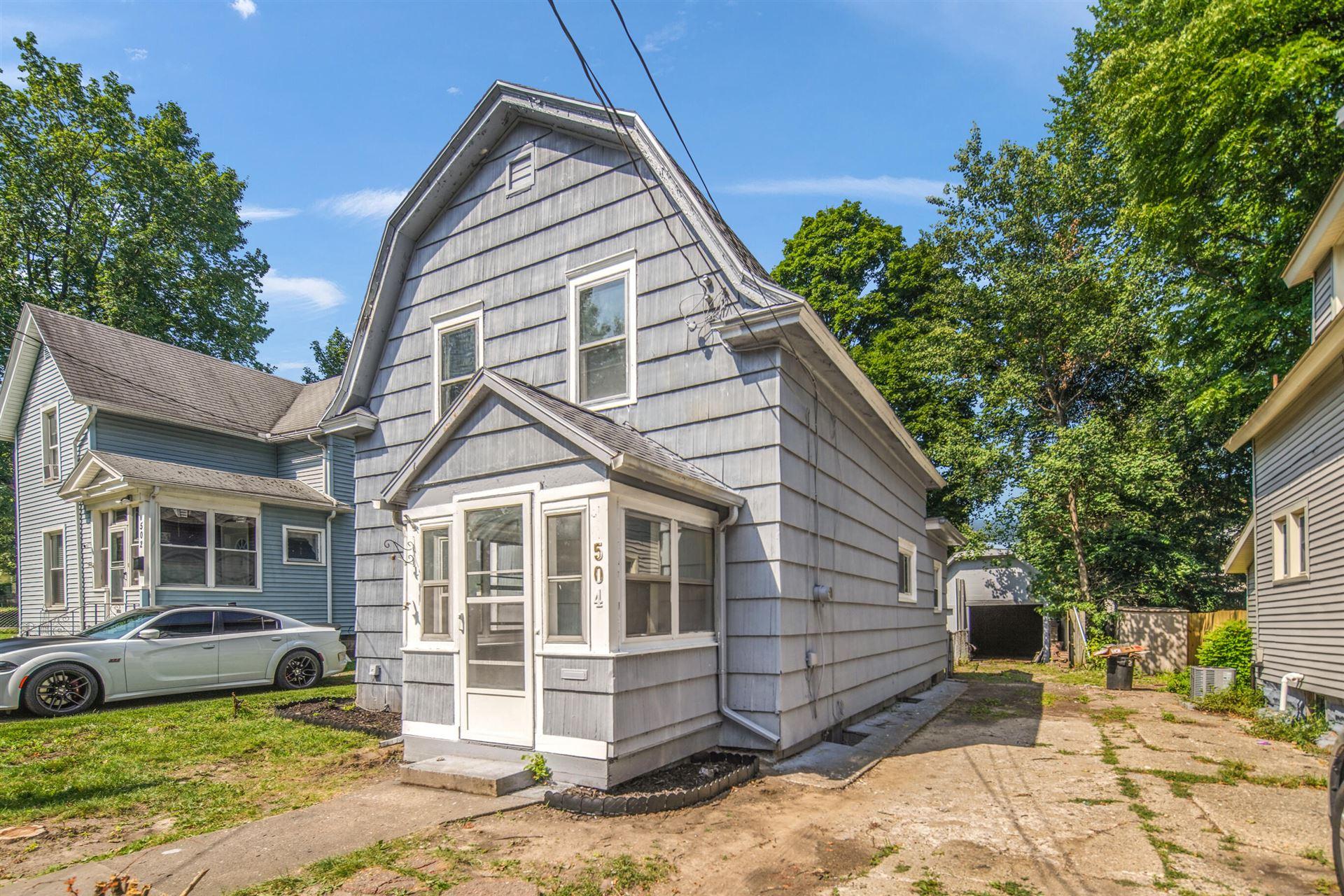 504 Seymour Avenue, Jackson, MI 49202 - MLS#: 21099014