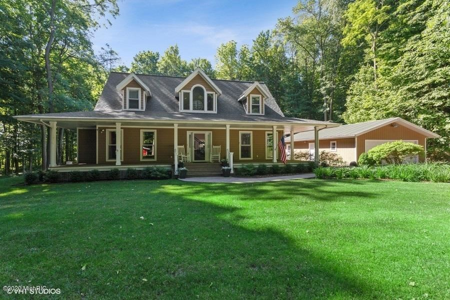 6828 Stickles Road, Three Oaks, MI 49128 - MLS#: 20037017