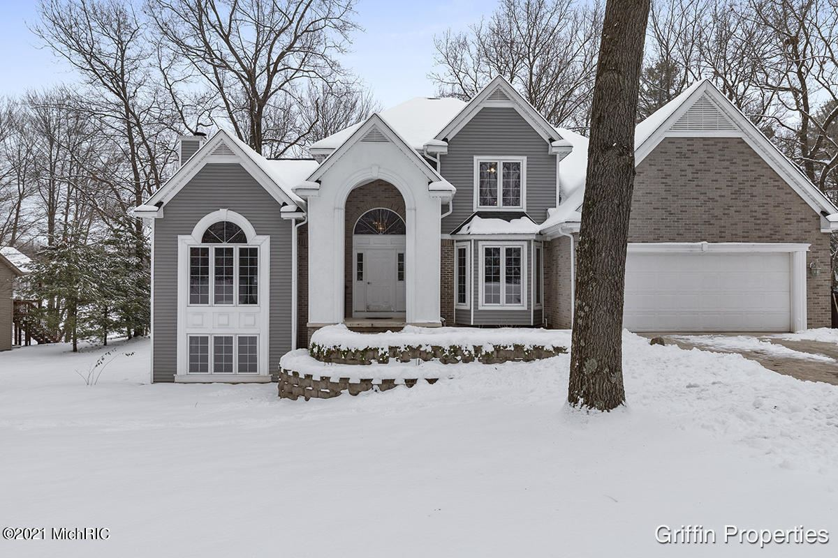 10999 Sandy Oak Trail, Cedar Springs, MI 49319 - MLS#: 21001017