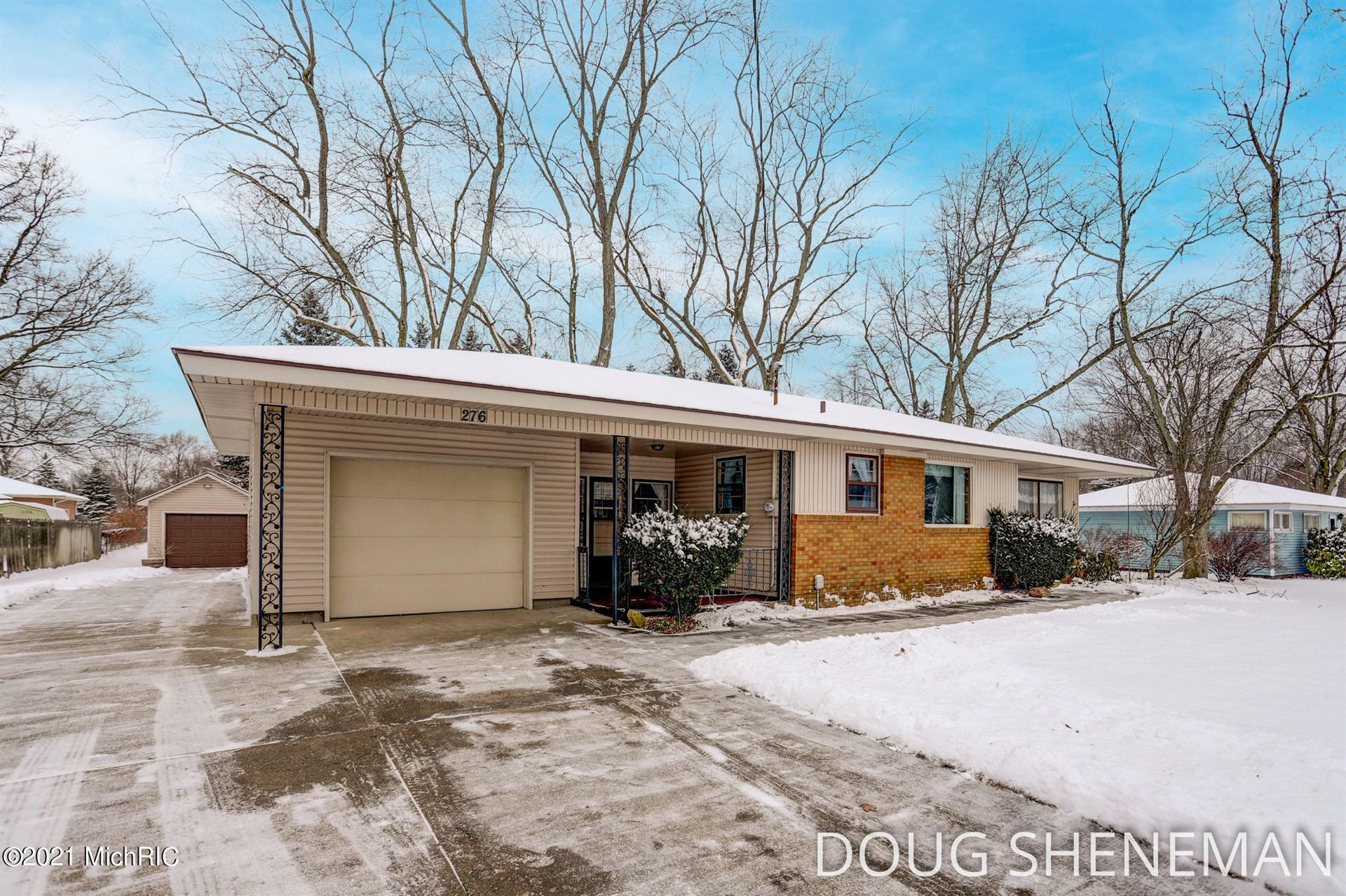 276 Riley Street, Holland, MI 49424 - MLS#: 21002017