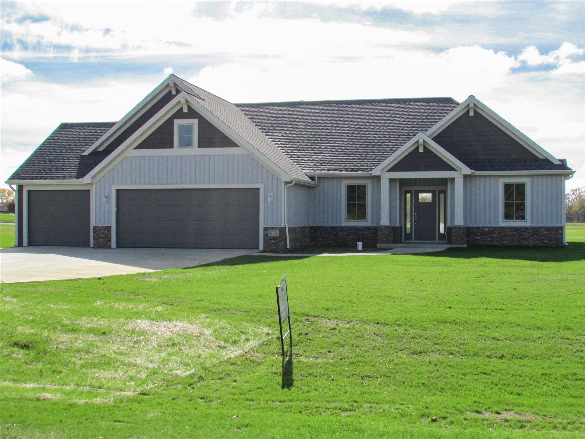 635 Blackberry Drive, Coldwater, MI 49036 - #: 20024018