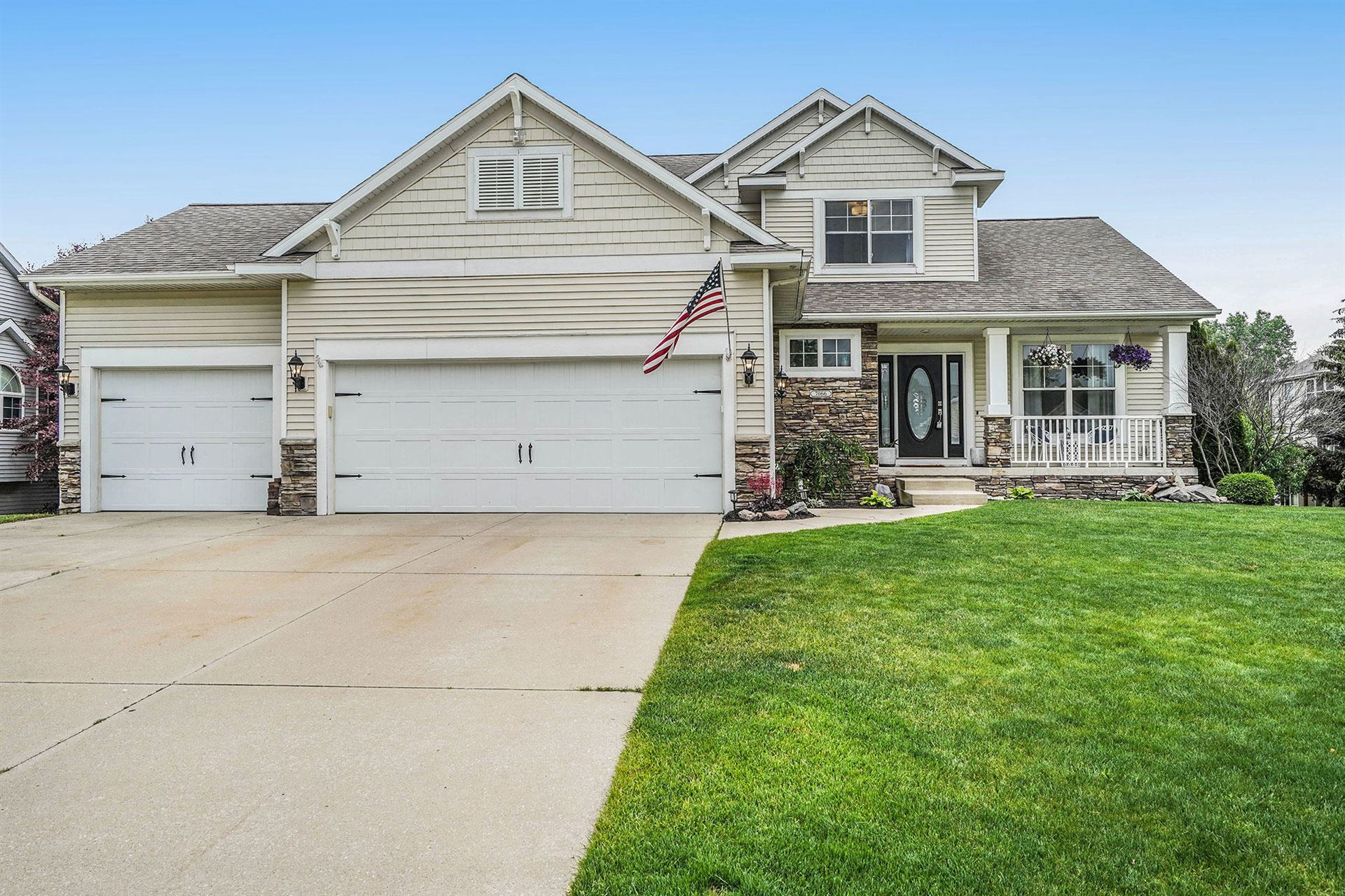 7066 Country Springs Drive SW, Byron Center, MI 49315 - MLS#: 21022018