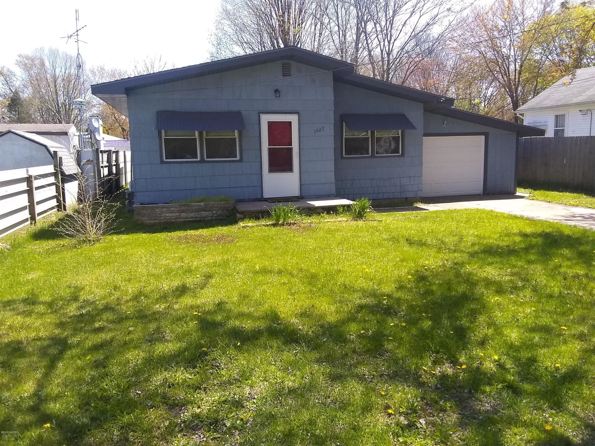 1427 Rose Avenue, Benton Harbor, MI 49022 - MLS#: 20016019