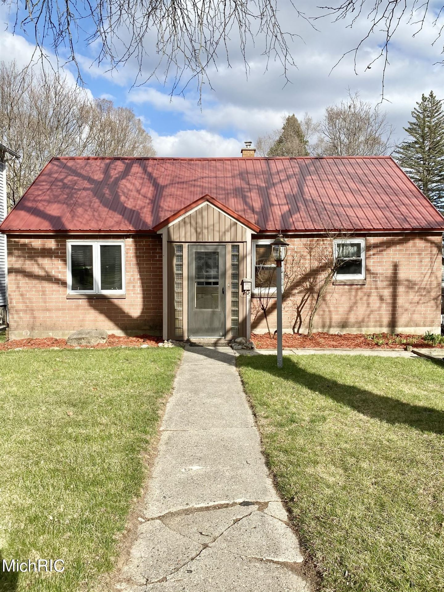 918 S FRANKLIN Street, Greenville, MI 48838 - MLS#: 21012021