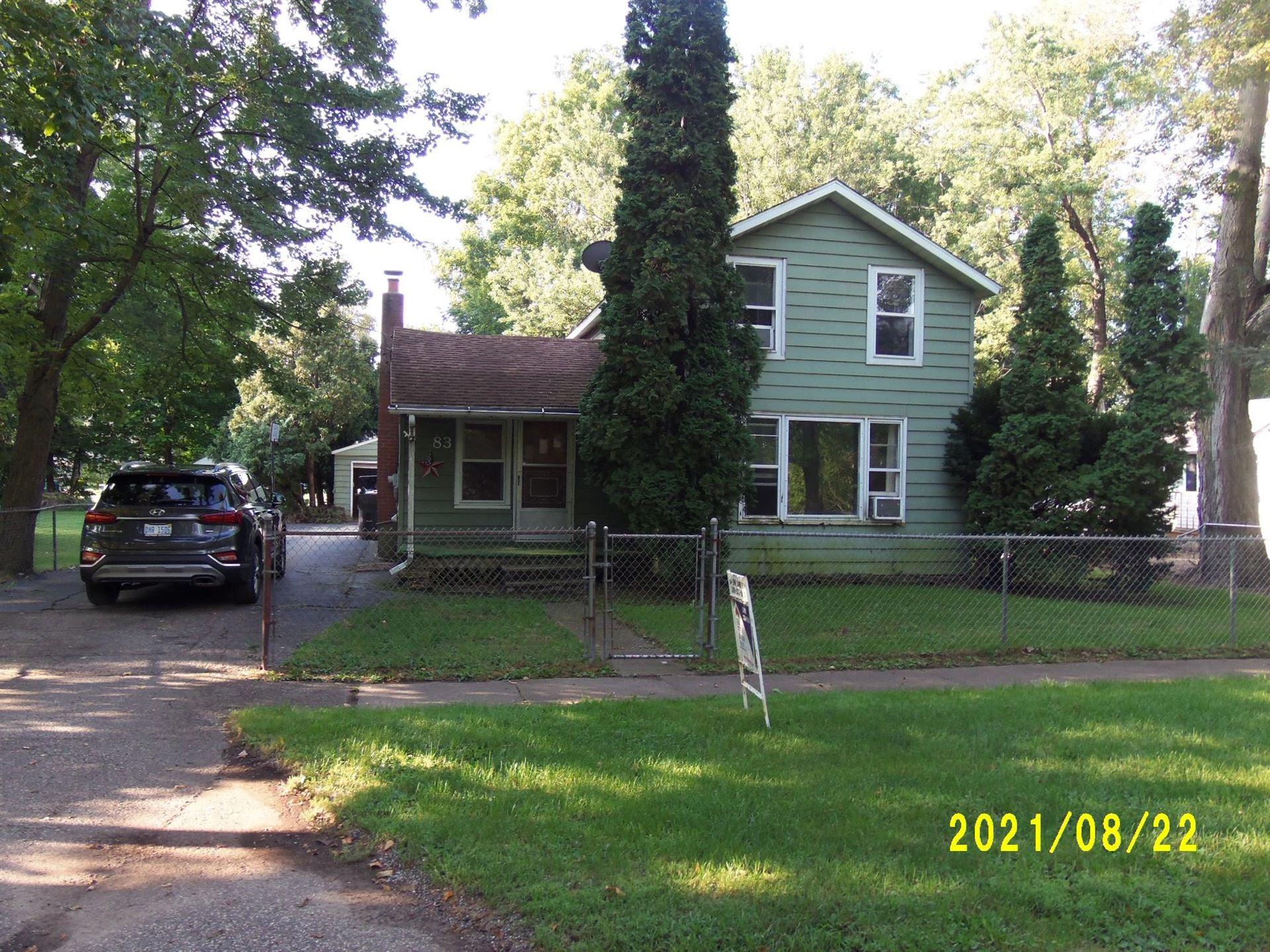 83 WASHINGTON Street, Galesburg, MI 49053 - MLS#: 21102022