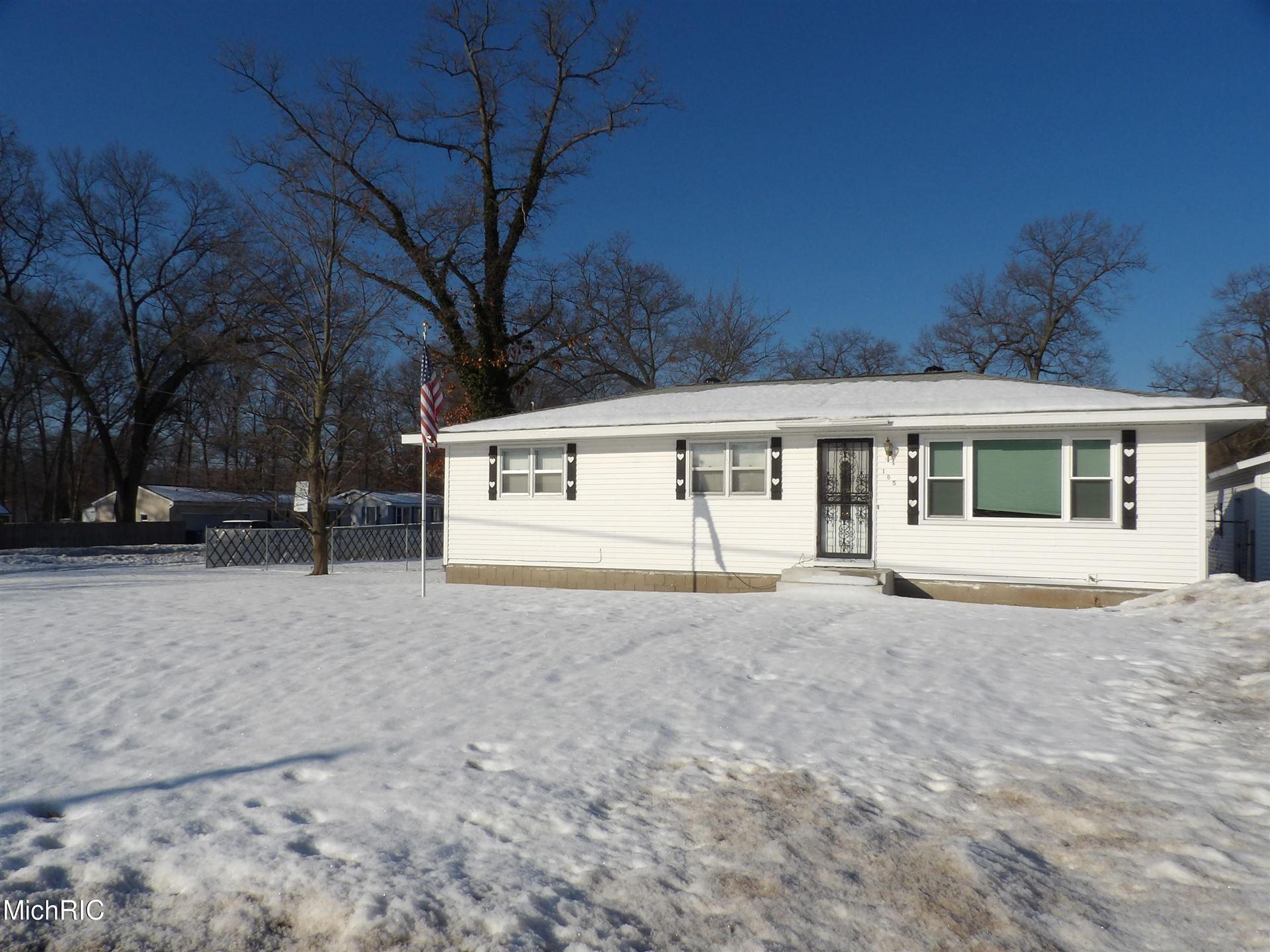 Photo of 185 S Brooks Road, Muskegon, MI 49442 (MLS # 21006030)