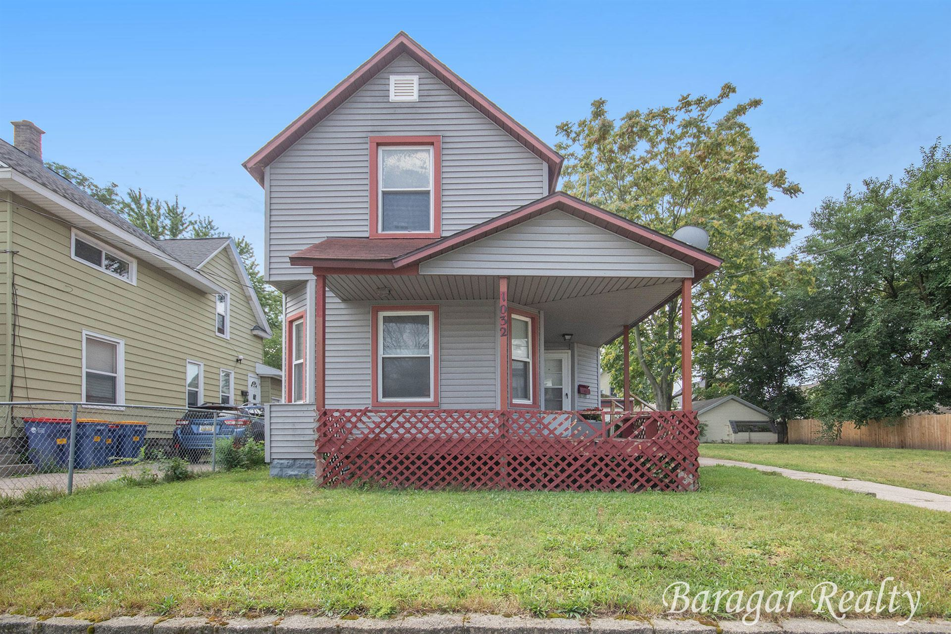 1032 Helen Street NE, Grand Rapids, MI 49503 - MLS#: 21103031