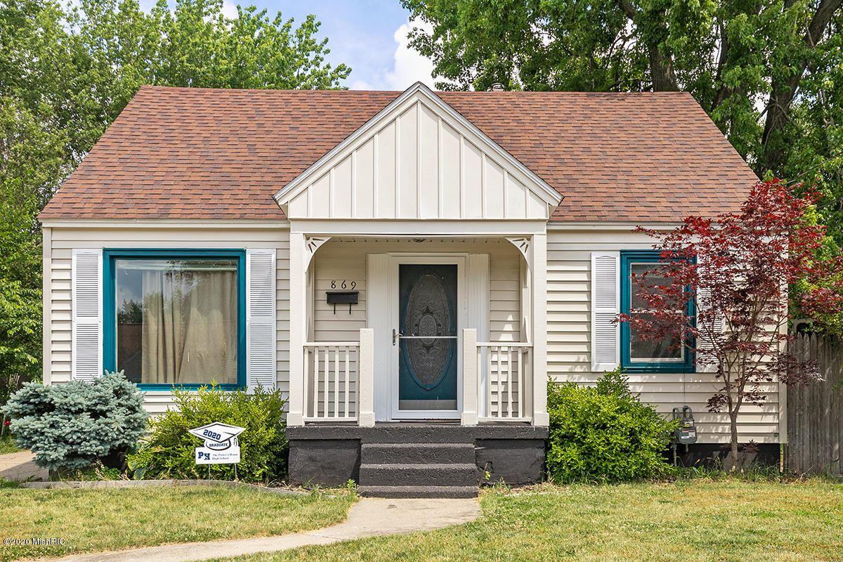 869 Beech Street SW, Wyoming, MI 49509 - #: 20024032