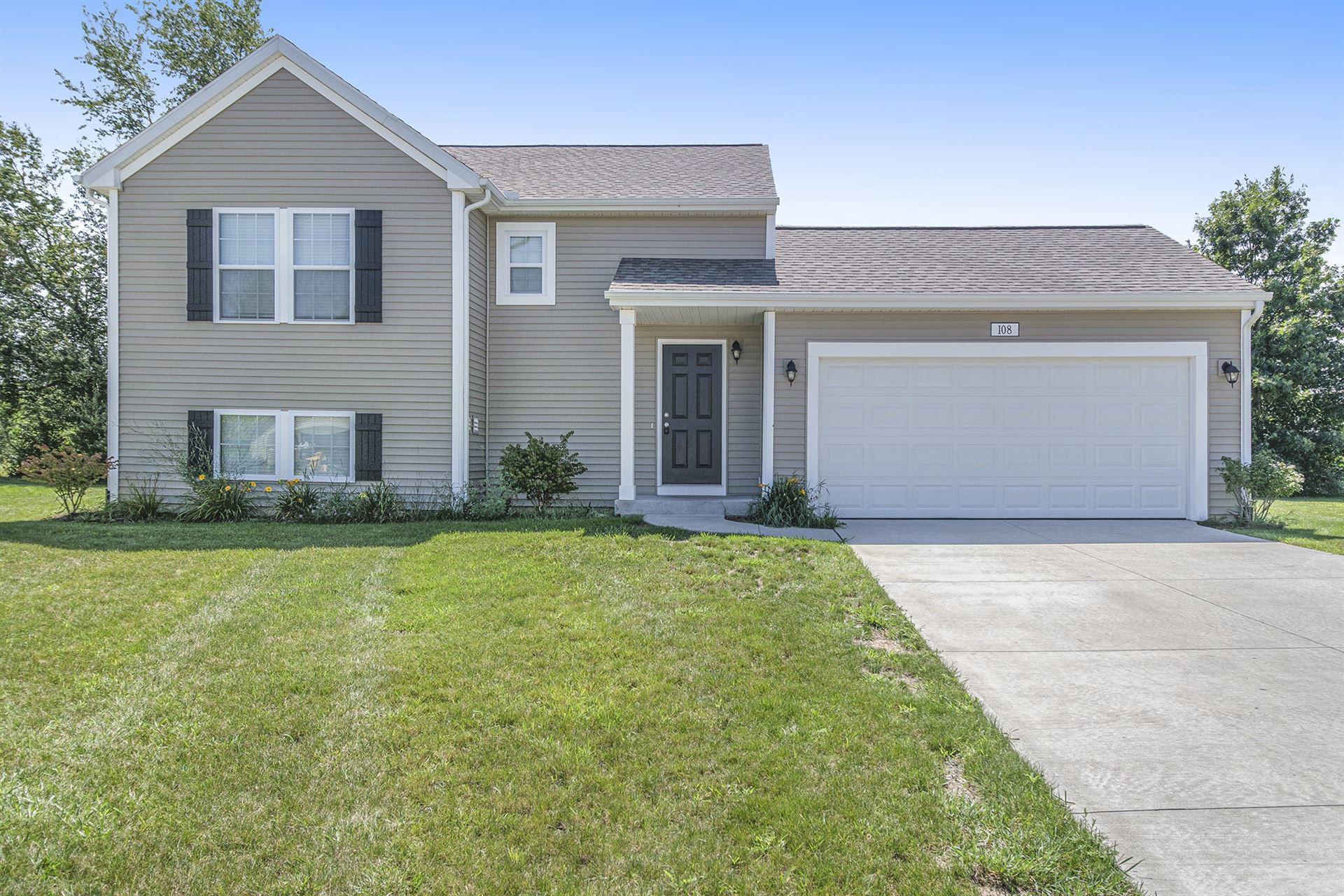 108 Fairmont Avenue, Galesburg, MI 49053 - MLS#: 21101037