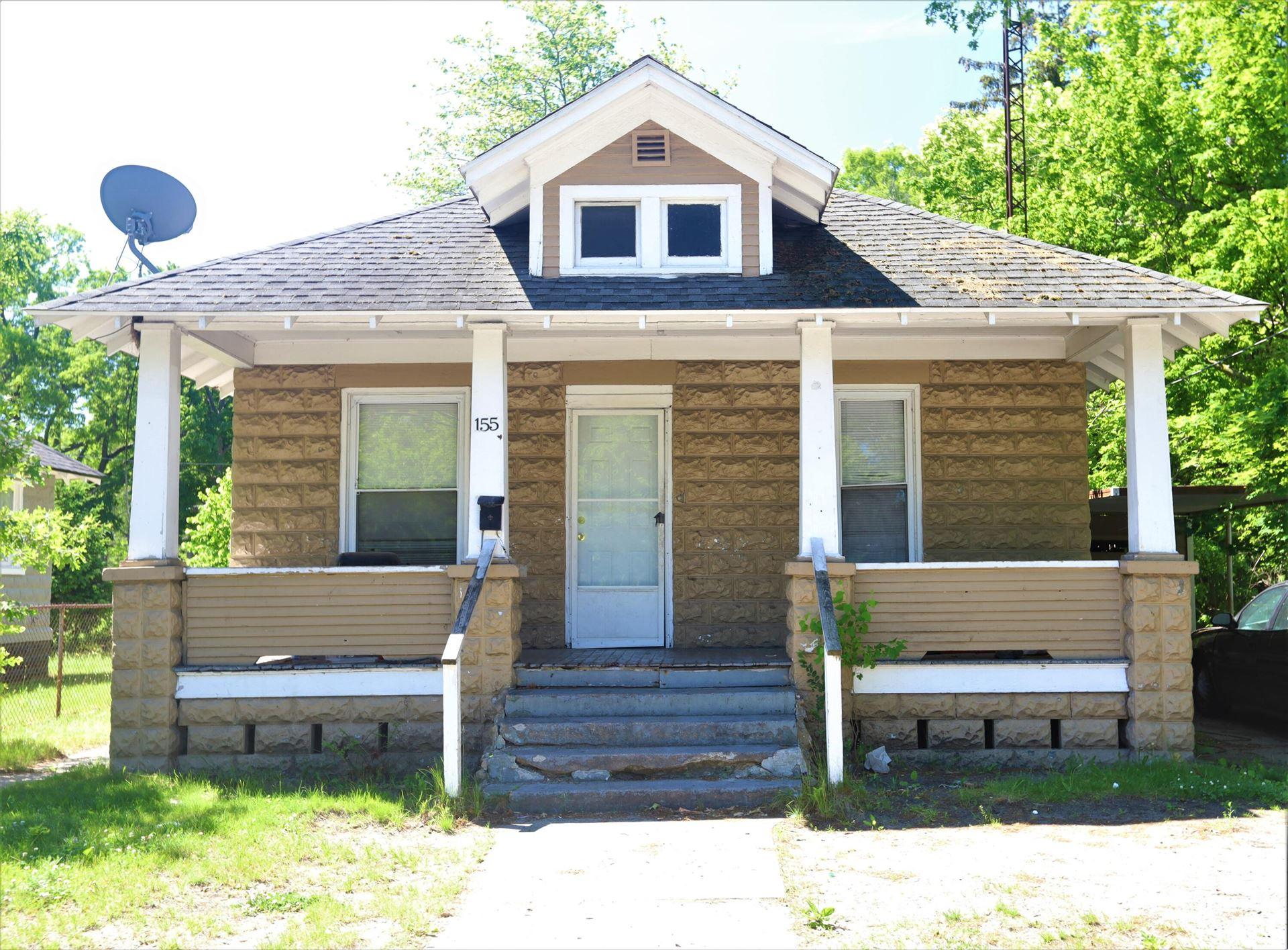 155 W Summit Avenue, Muskegon Heights, MI 49444 - MLS#: 21023038