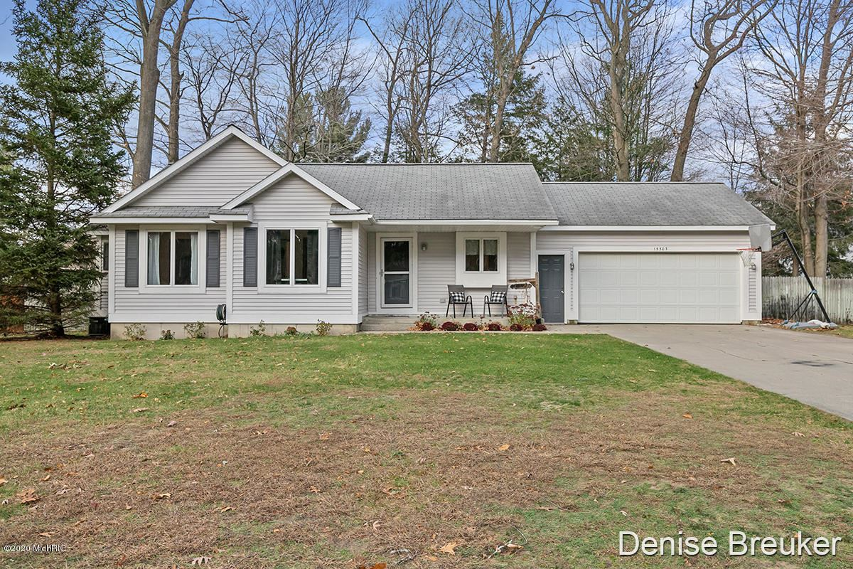 15303 Arborwood Drive, Grand Haven, MI 49417 - #: 20048039