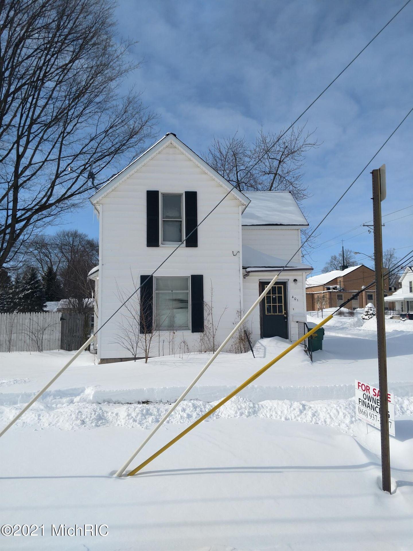 401 S Monroe Street, Sturgis, MI 49091 - MLS#: 21005043