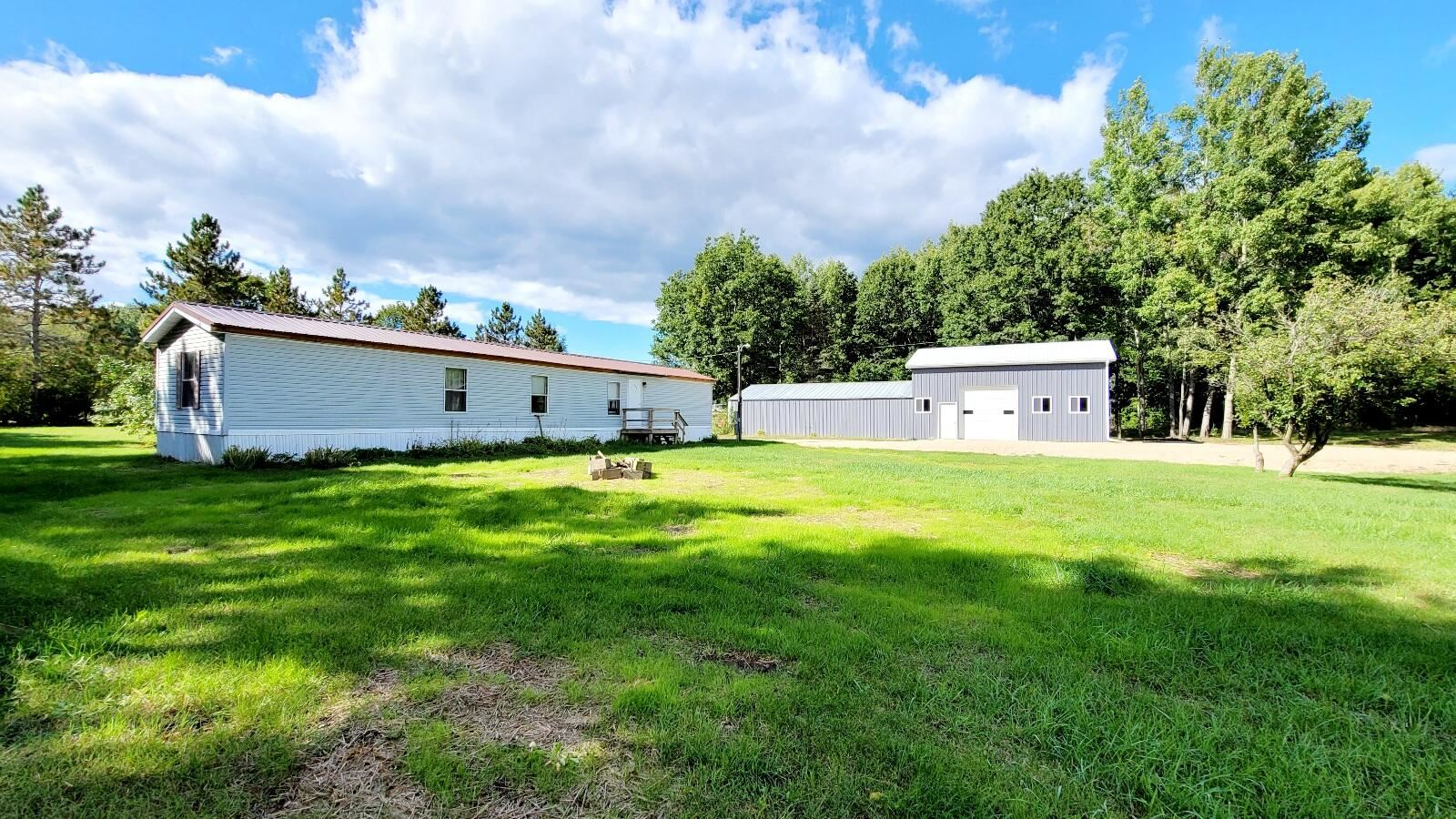 7790 NW West County Line Rd Road, Riverdale, MI 48877 - MLS#: 21108043