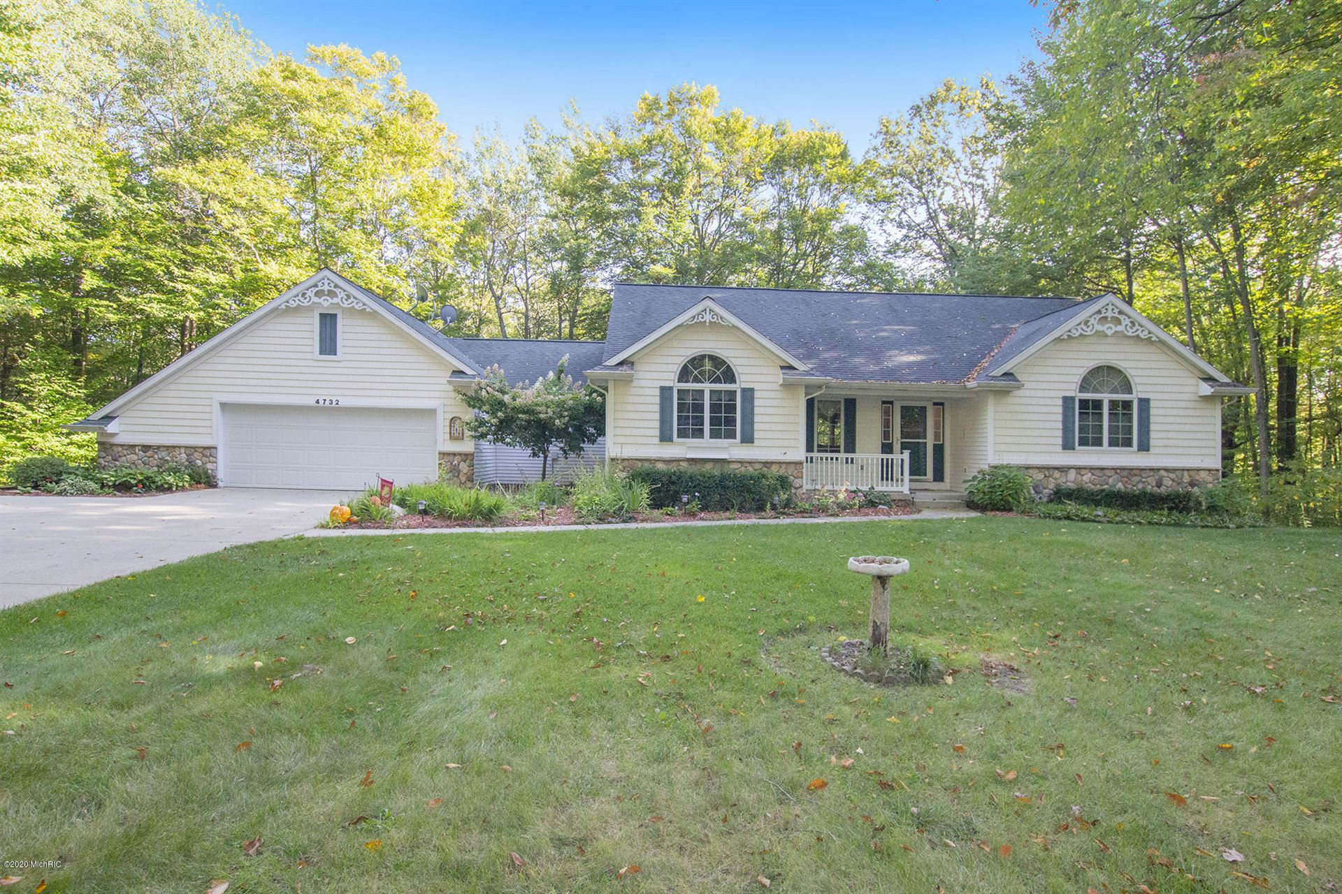 4732 Kimberly Lane, Pierson, MI 49339 - MLS#: 20042044