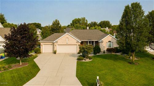Photo of 6177 Heathcross Drive, Hudsonville, MI 49426 (MLS # 20039047)