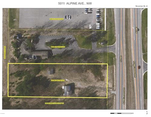 Photo of 5011 Alpine Avenue NW, Comstock Park, MI 49321 (MLS # 18051048)