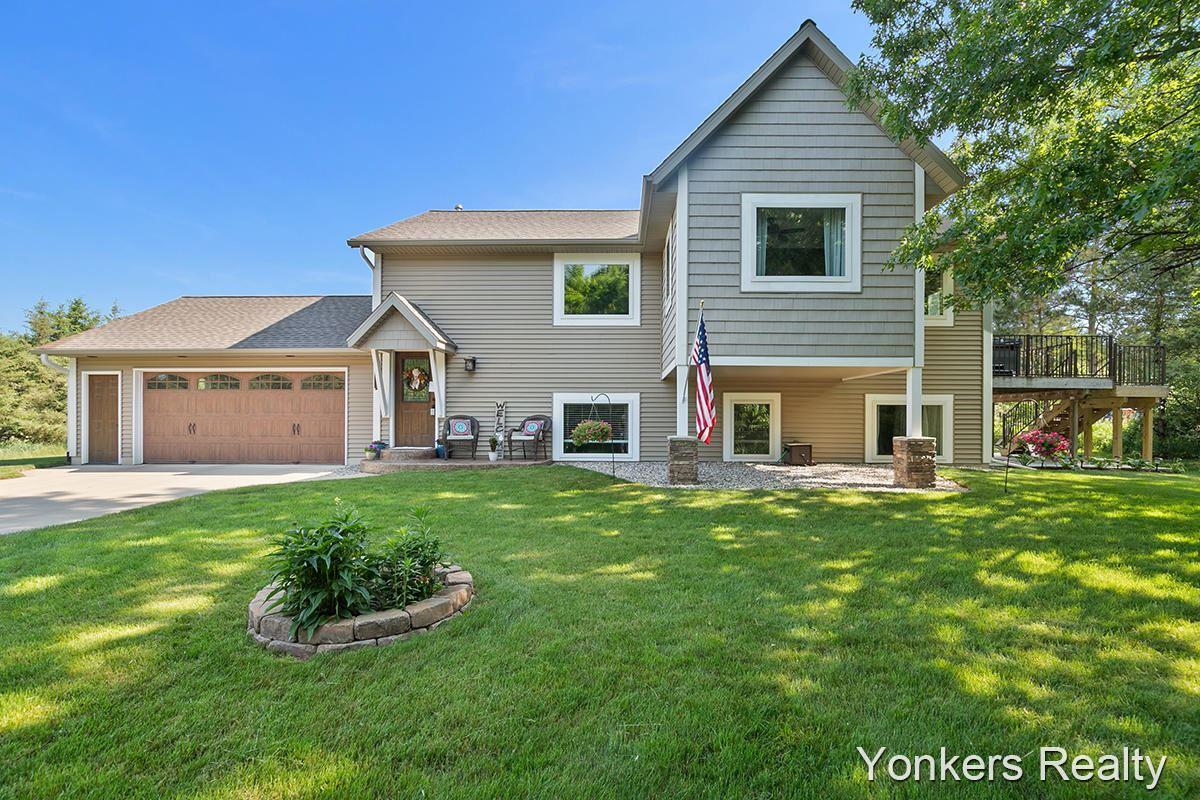 13043 Vergennes Street SE, Lowell, MI 49331 - MLS#: 21023048