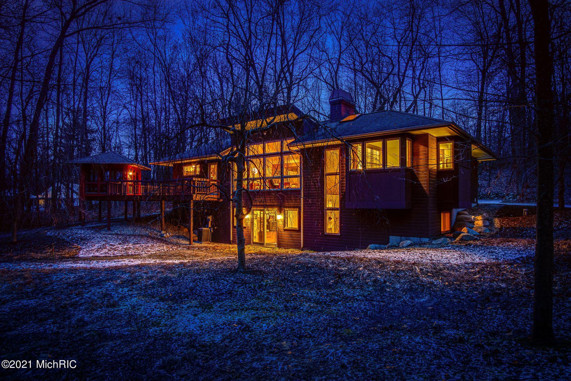 Photo of 7150 Artisan Woods SE, Grand Rapids, MI 49546 (MLS # 21001049)