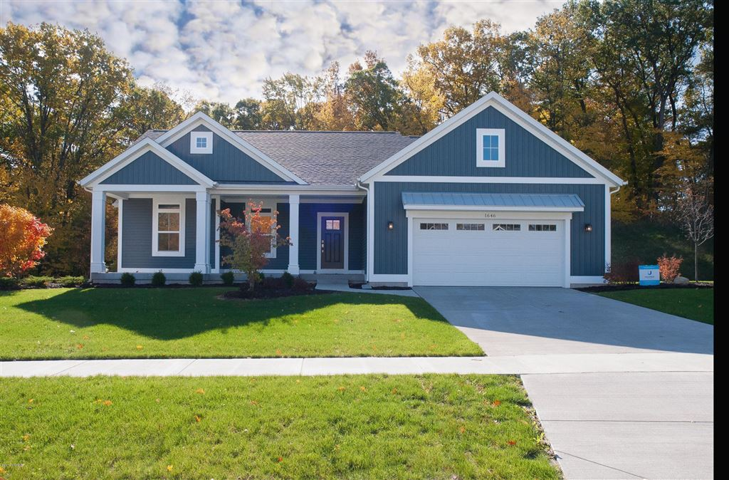 1646 Summit Crest Court NE, Belmont, MI 49306 - #: 19052053