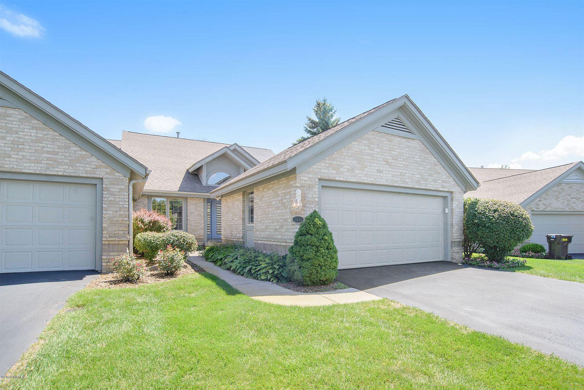 2442 High Ridge Lane SE #23 UNIT 23, Grand Rapids, MI 49546 - MLS#: 20032061