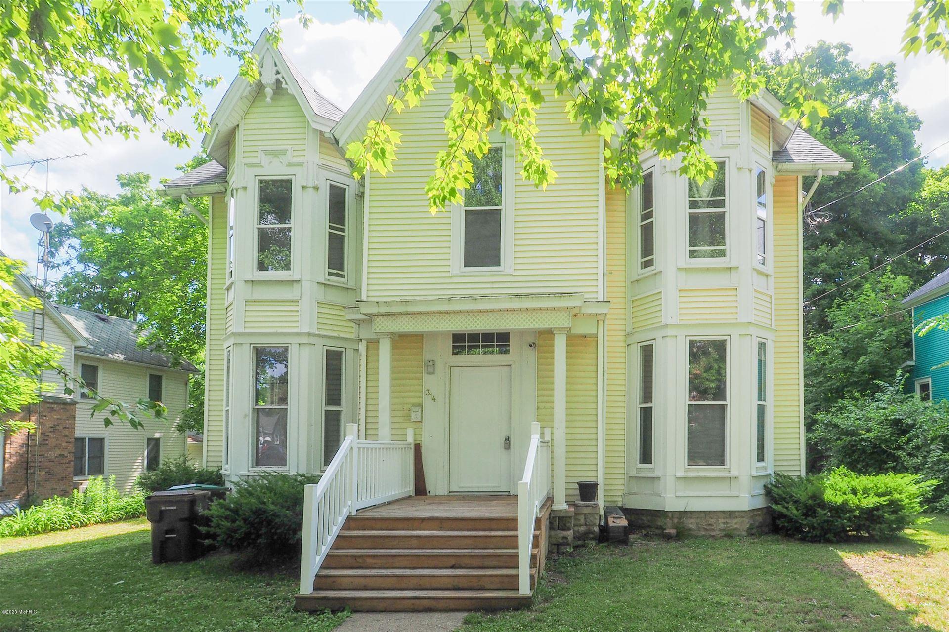 314 Burr Oak Street, Albion, MI 49224 - #: 20024065