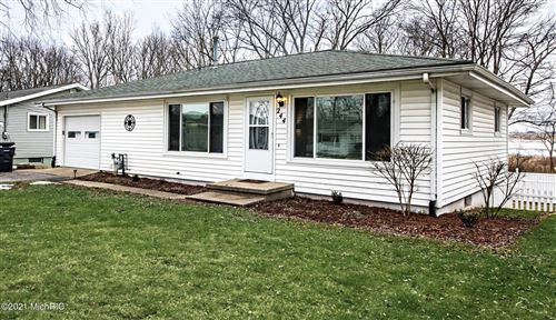 Photo of 244 Apple Street, Coloma, MI 49038 (MLS # 21001066)