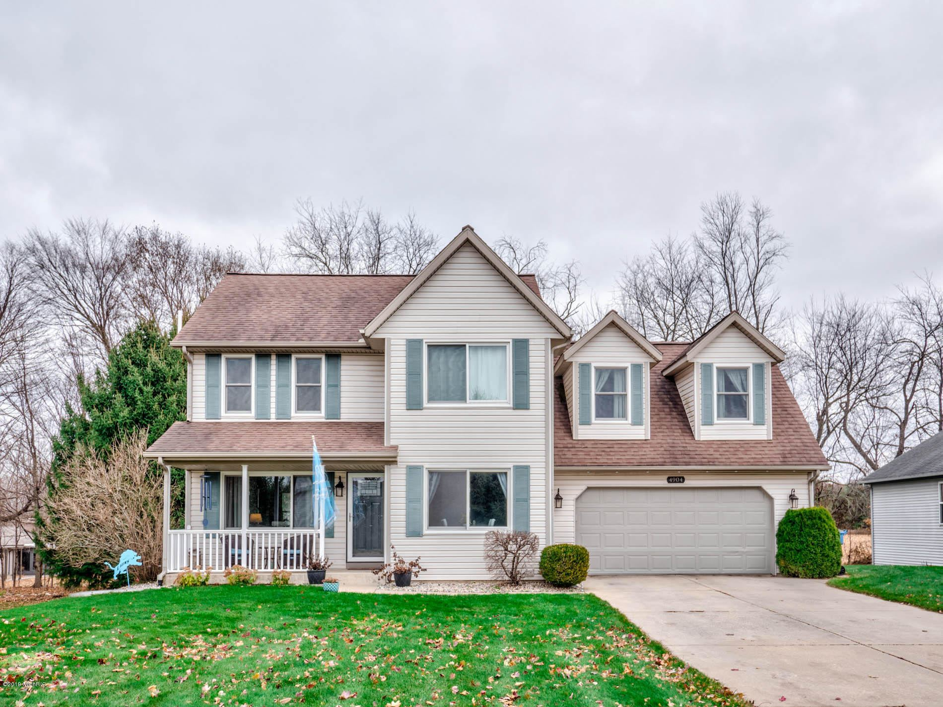 4904 Cypress Creek Lane, Kalamazoo, MI 49004 - #: 19056069