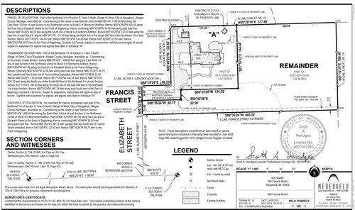 Photo of 648-A Francis Street, Saugatuck, MI 49453 (MLS # 21011080)