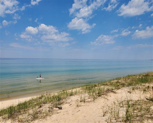 Photo of 0 N Ridge Road, Pentwater, MI 49449 (MLS # 20027082)