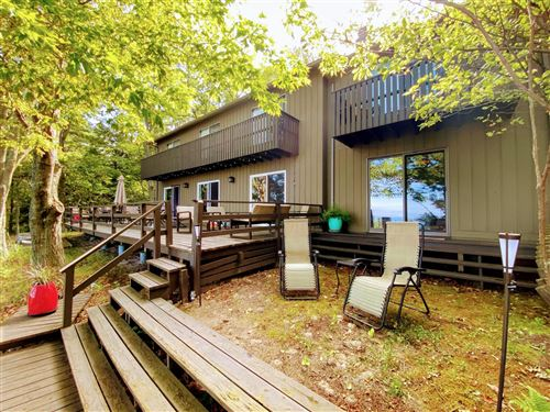 Photo of 1034 South Beach Road, Pentwater, MI 49449 (MLS # 21104082)