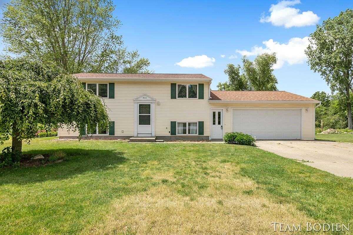 822 Purchase Drive NE, Grand Rapids, MI 49525 - MLS#: 21024082