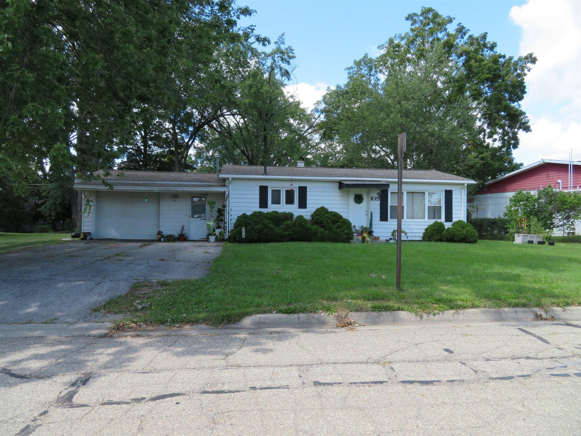 105 Farwell Avenue, Sturgis, MI 49091 - MLS#: 21107084